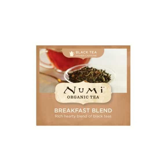 Thé noir Breakfast Blend sachet 100 x 2g BIO