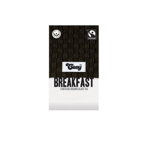 Thé noir Breakfast sachet 20 x 2g BIO