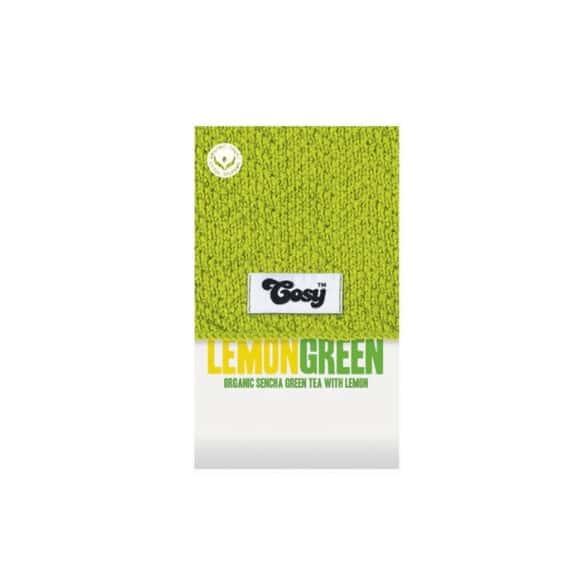 Thé vert Lemon Green sachet 20 x 2g BIO
