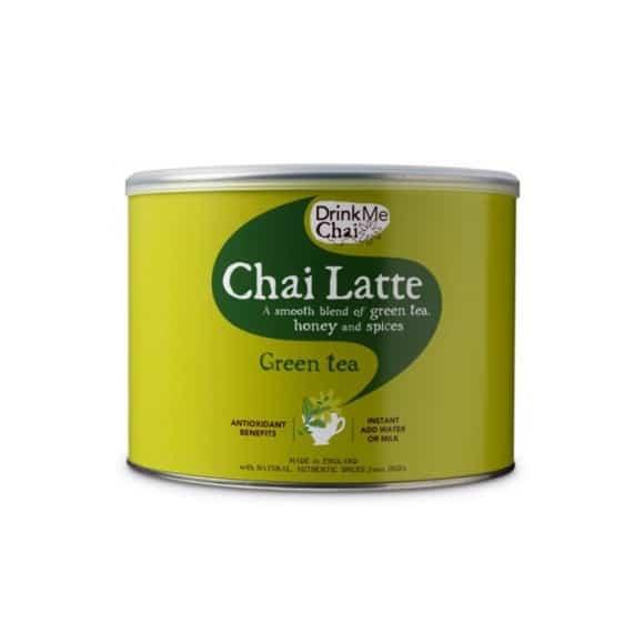Chai Latte Green Tea en poudre boîte 1kg