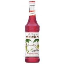 Sirop Grenadine bouteille verre 700ml