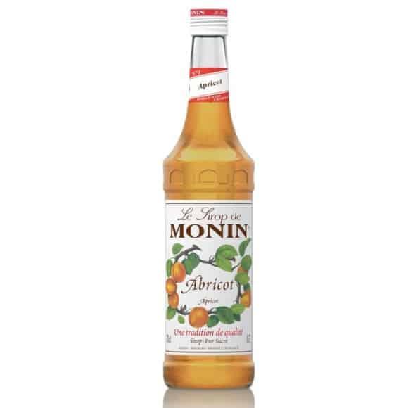 Sirop Abricot bouteille verre 700ml