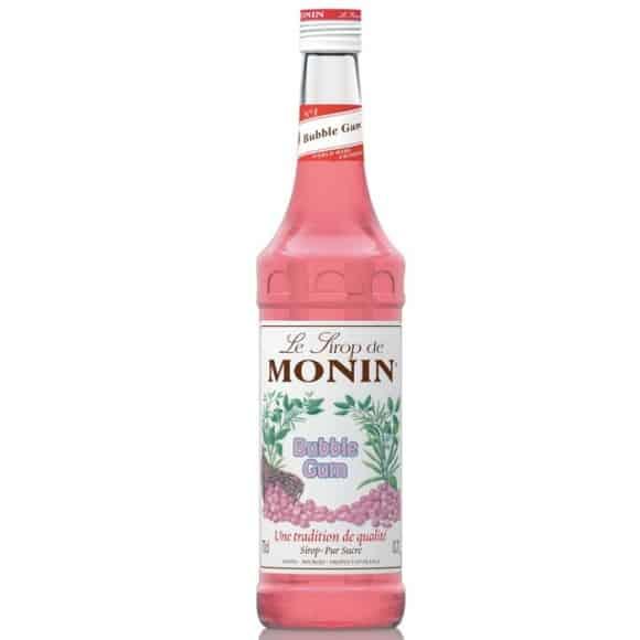 Sirop Bubble Gum bouteille verre 700ml