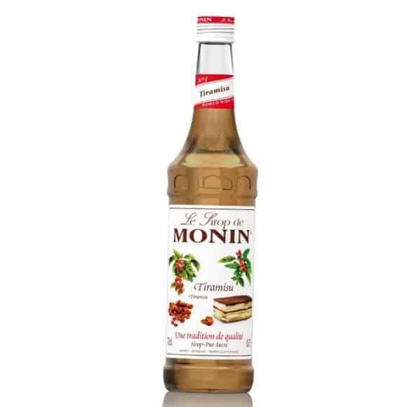 Sirop Tiramisu bouteille verre 700ml