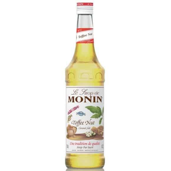 Sirop Toffee Nut bouteille verre 700ml