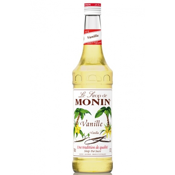 Sirop Vanille bouteille verre 700ml