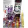 Sirop Violette bouteille verre 700ml