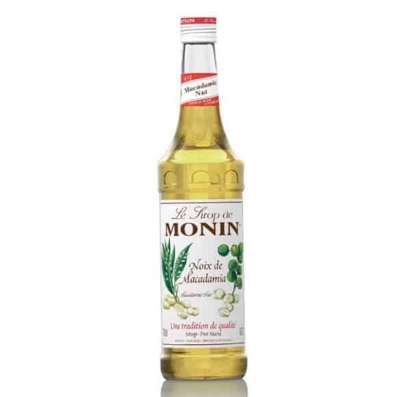 Sirop Noix de Macadamia bouteille verre 700ml