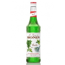 Sirop Basilic bouteille verre 700ml