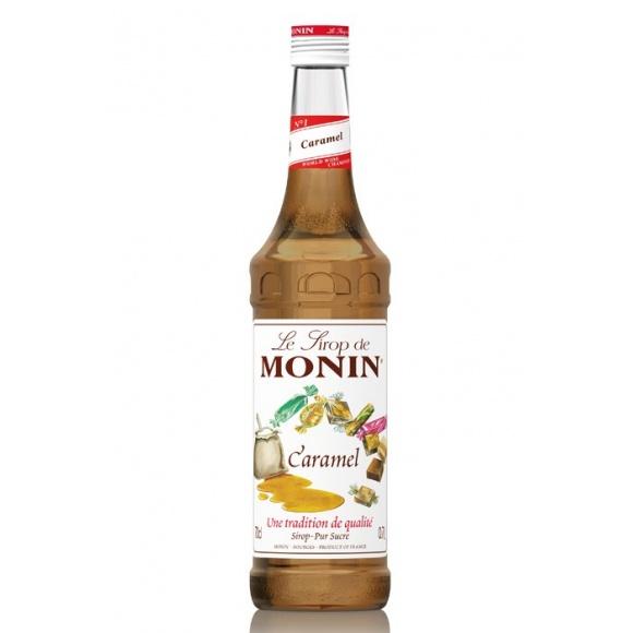 Sirop Caramel bouteille verre 700ml
