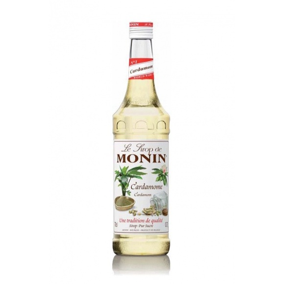 Sirop Cardamome bouteille verre 700ml