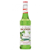Sirop Concombre bouteille verre 700ml