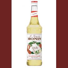 Sirop Litchi bouteille verre 700ml