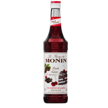 Promo -10% Sirop Forêt Noire bouteille verre 700ml DLUO 10/2017