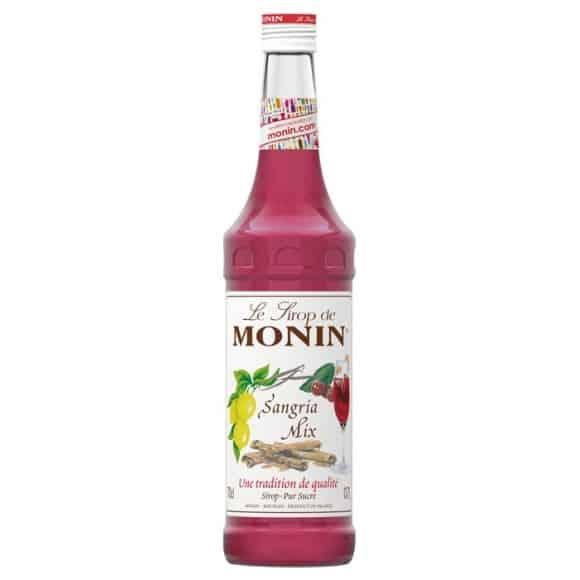 Sirop Sangria Mix bouteille verre 700ml
