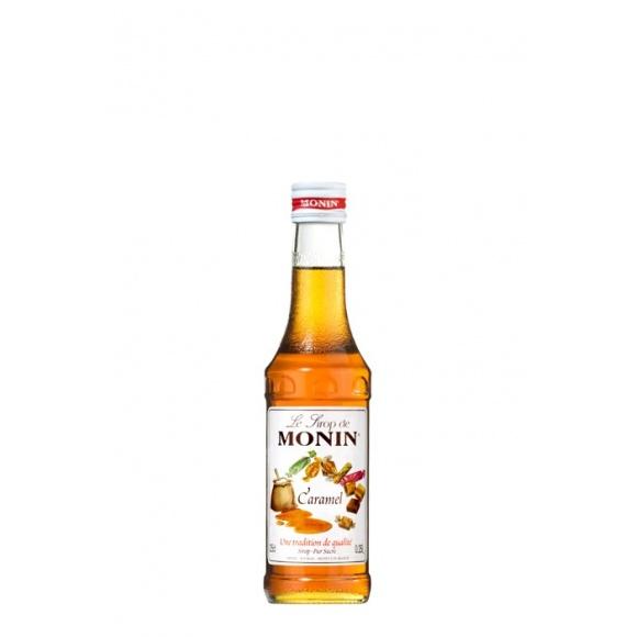 Sirop Caramel bouteille verre 250ml