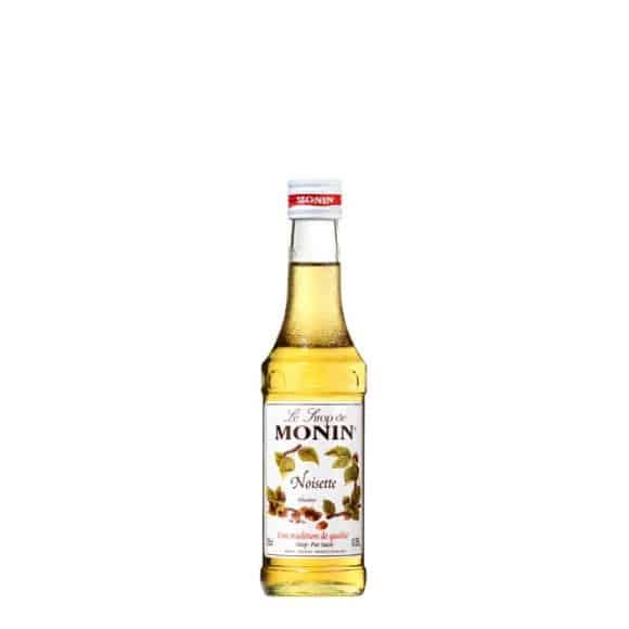 Sirop Vanille bouteille verre 250ml