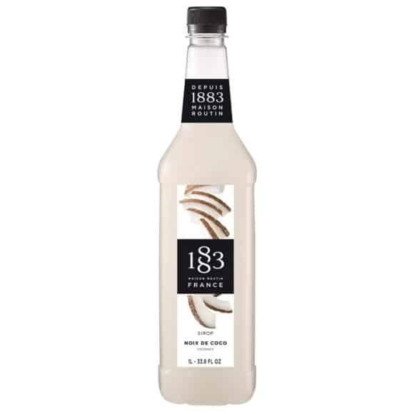 Sirop Noix de coco bouteille PET 1L
