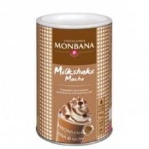 Lot de 6 Milkshakes Mocha boîte 1kg