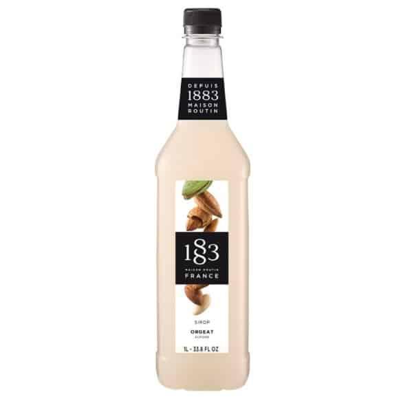 Sirop Orgeat bouteille PET 1L