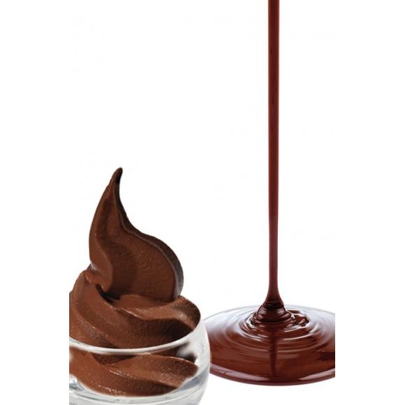 Lot de 12 Bases soft Tenerissimo Chocolat noir poche 1kg