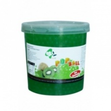 Lot de 4 Boba perles Kiwi pot 3.200kg
