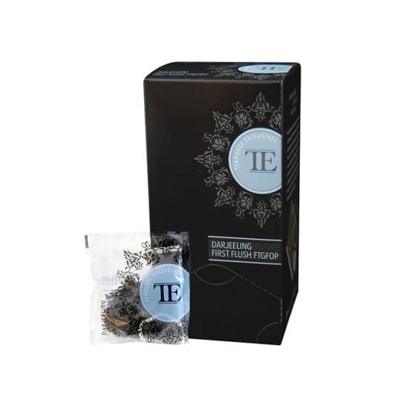 Lot de 6 Thés noir Darjeeling First Flush sachet 15 x 3.5g