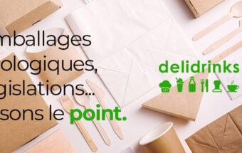 emballages ecologiques et législations