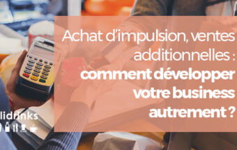 achat d'impulsion et ventes additionnelles