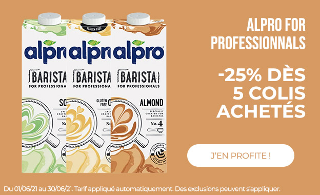 alpro for professionnals