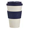 Ecoffee Cup Blue Nature