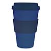 Ecoffee Cup Deep Blue