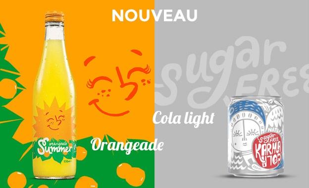 Nouveaux karma cola