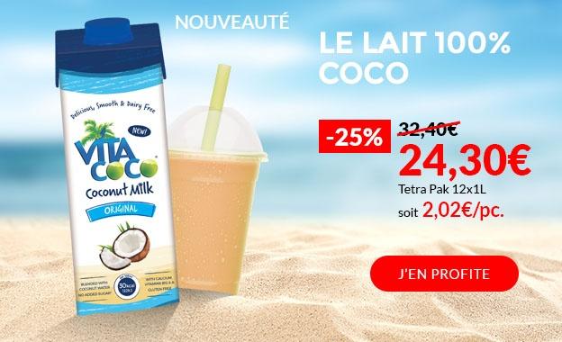 Vita Coco promo -25%