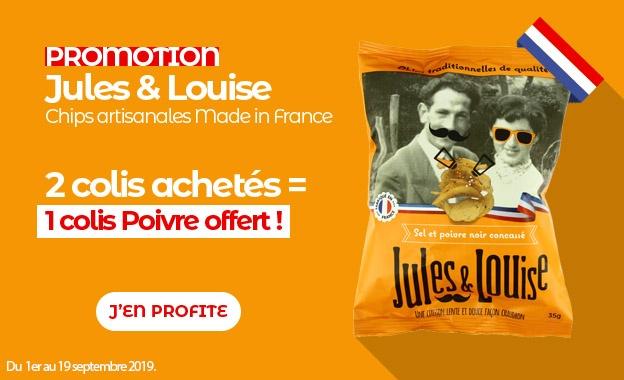 Promo Jules & Louise