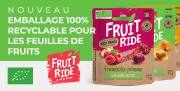Nouvel emballage 100% recyclable