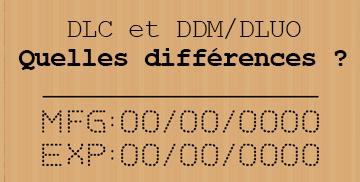 DLC, DDM et DLUO