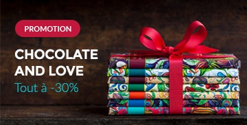 Promotion Chocolate and Love
