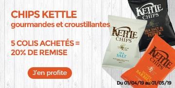 promo Kettle -20%