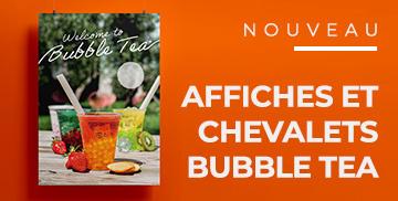 PLV pour bubble tea