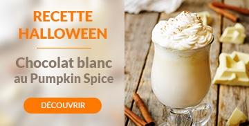 Nouvelle recette Halloween !