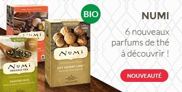 Nouveaux parfums numi
