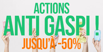 Promotions anti gaspi