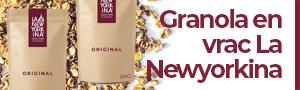 Granola vrac La Newyorkina