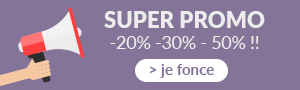 Super Promo sur les snackings