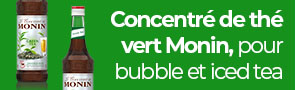 Concentré thé vert Monin