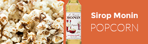 Sirop popcorn Monin