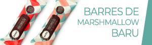 Barres de marshmallow Baru