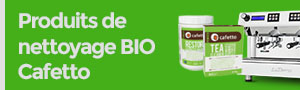 Gamme nettoyage bio Cafetto