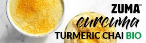Zuma Curcuma Turmeric Chai BIO